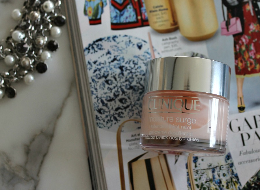 Clinique Moisture Surge Skincare Review - Dream in Lace