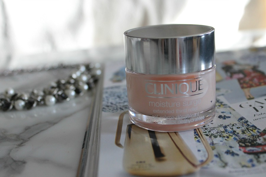 How Good is the Clinique Moisture Surge Moisturizer?