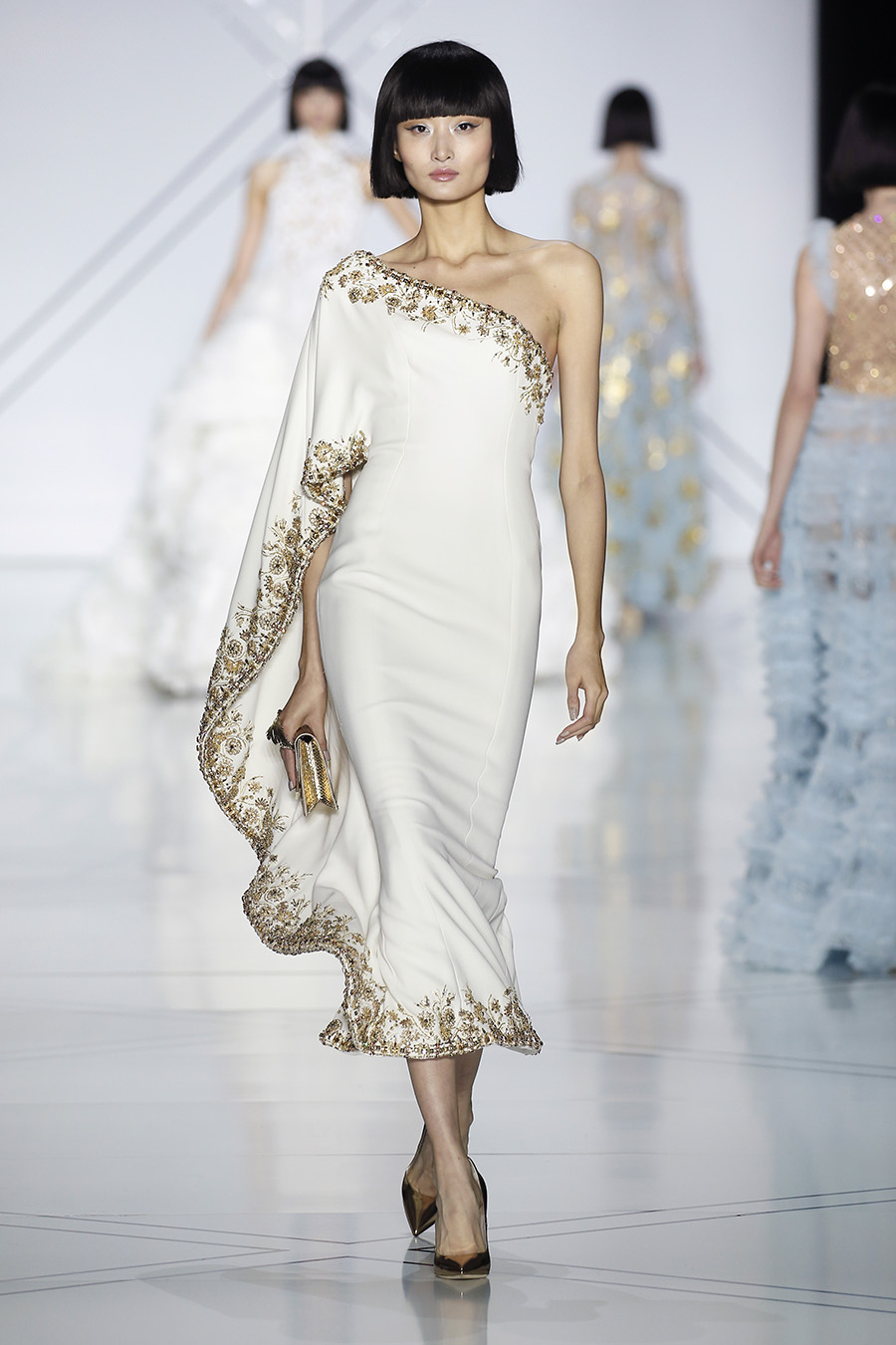 Ralph & Russo Couture Gowns - Spring 2017 Collection