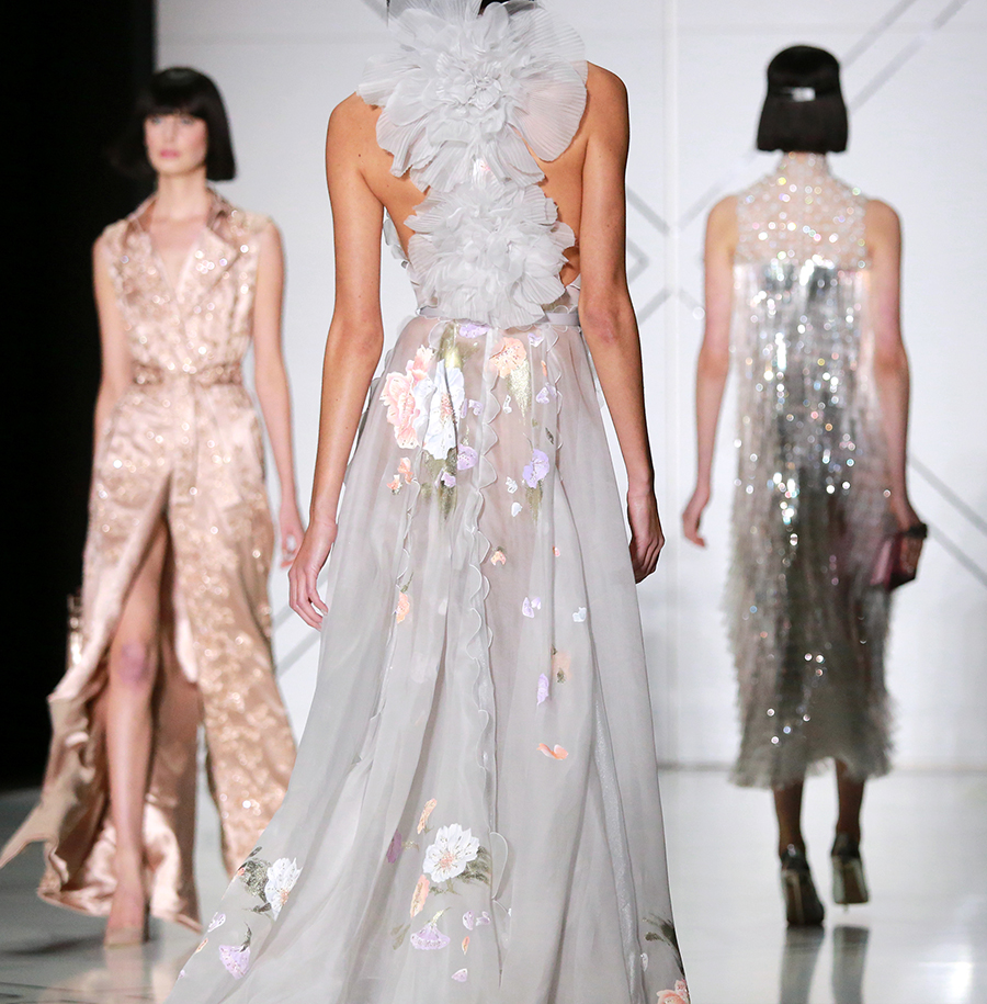 Ralph & Russo Couture details