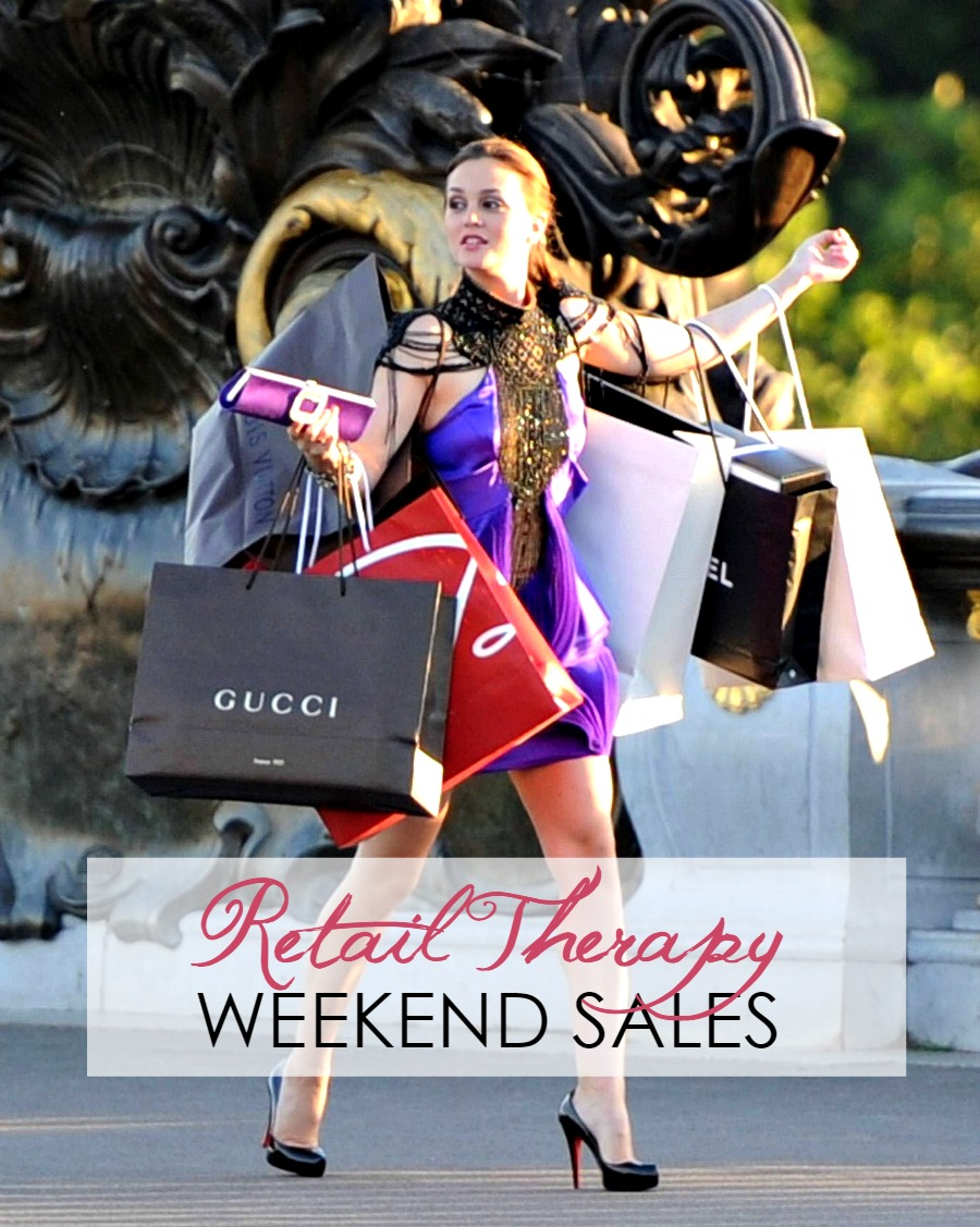 Retail Therapy with Blair Waldorf