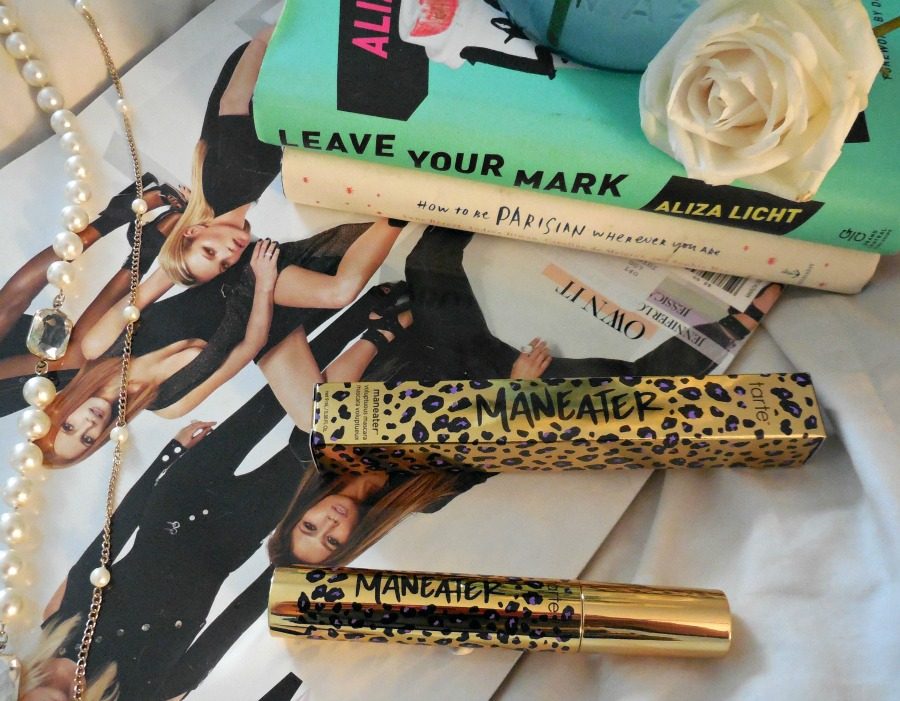 Putting the Tarte Maneater Mascara to the Test!