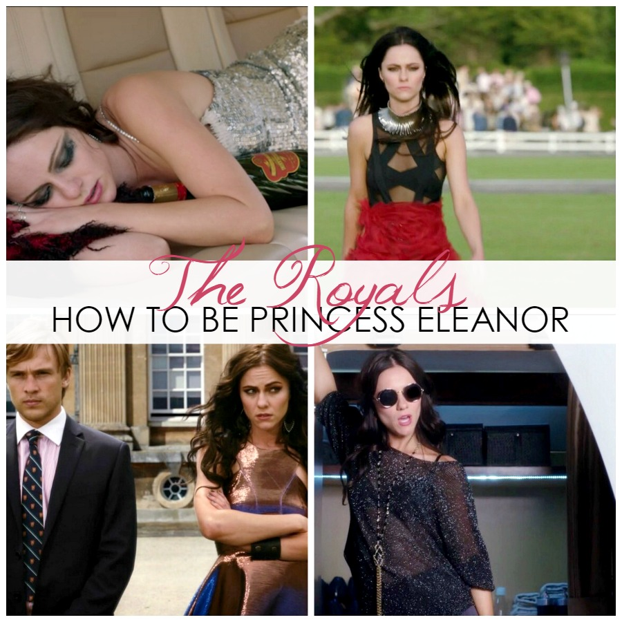 How to be Princess Eleanor - The Royals