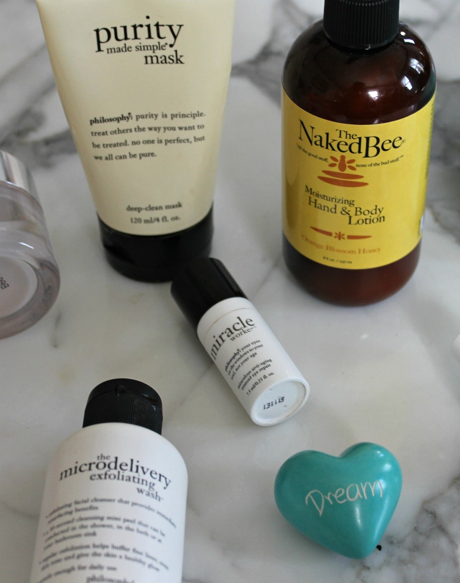 My Skincare Routine Favorites - Dream in Lace