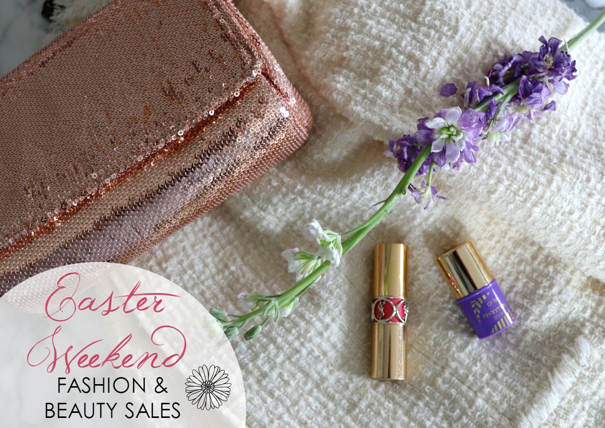 Easter Weekend Sales + Plans + Cupcakes!