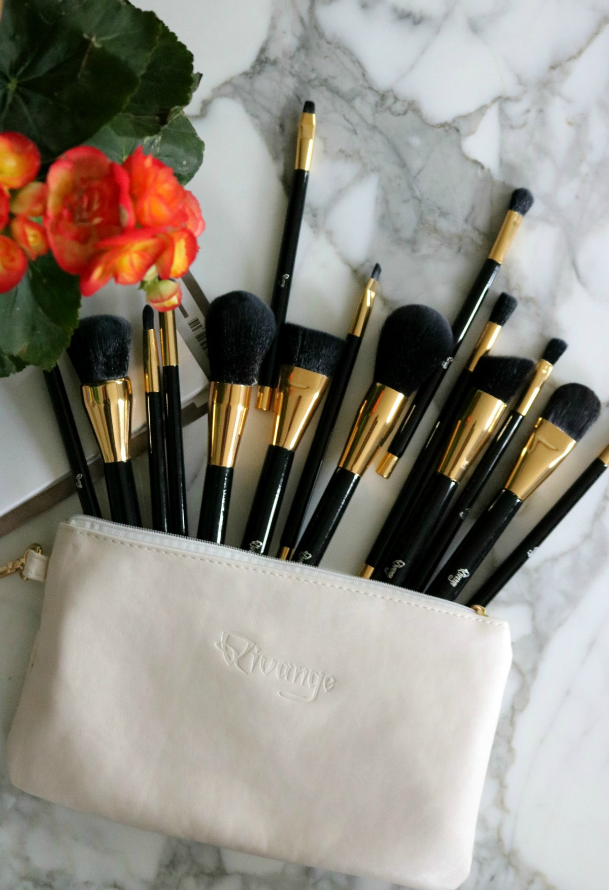 Best of 2017 Post I Qivange Makeup Brushes I DreaminLace.com