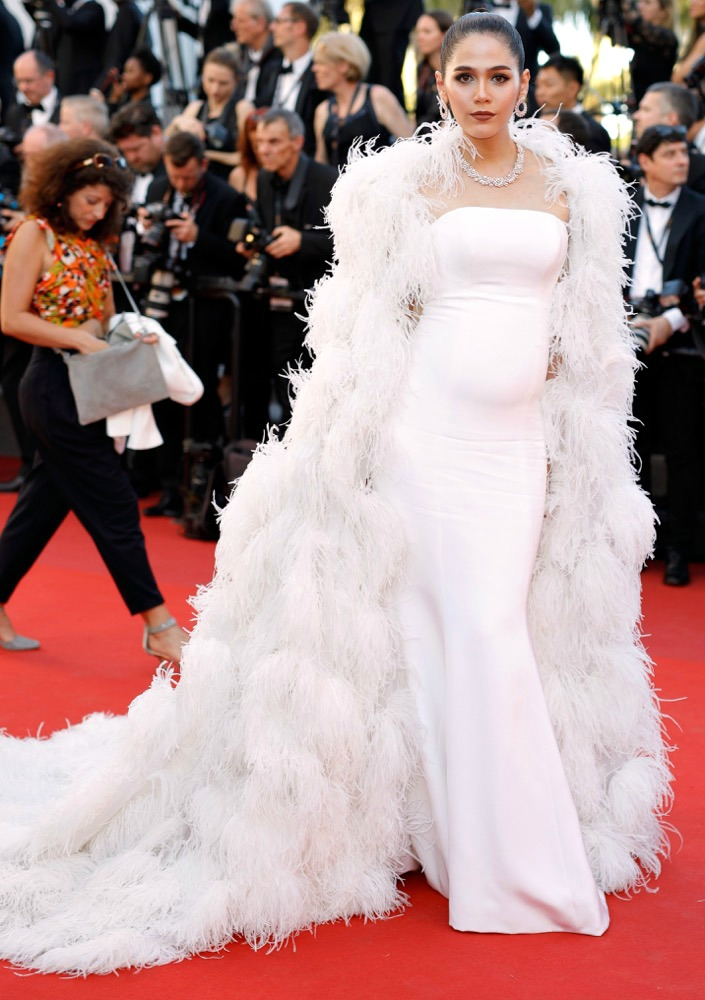 20 Best Cannes 2017 Red Carpet Looks - Araya Hargate in Ralph and Russo Couture