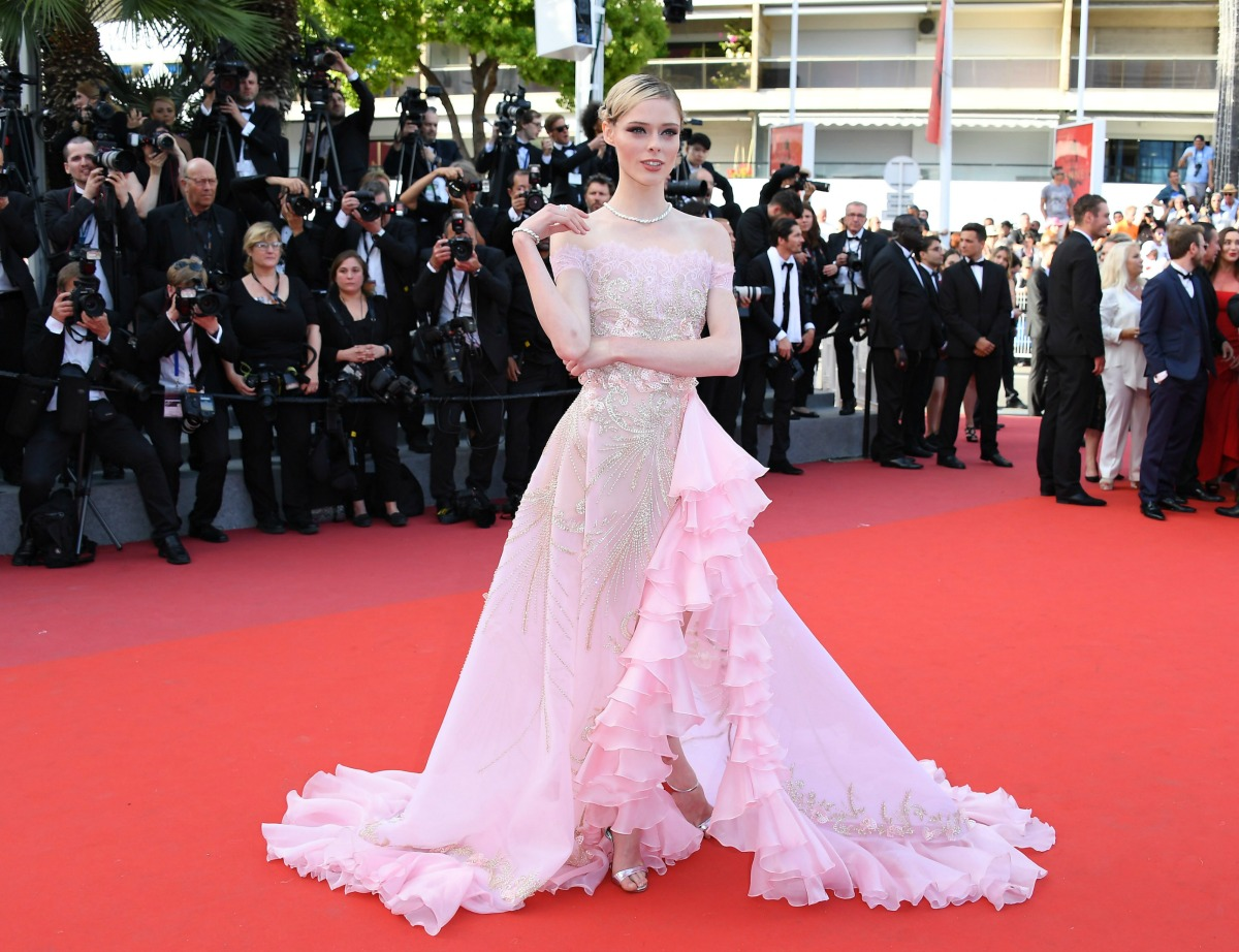 20 Best Cannes 2017 Red Carpet Looks - Coco Rocha in Georges Hobeika Couture