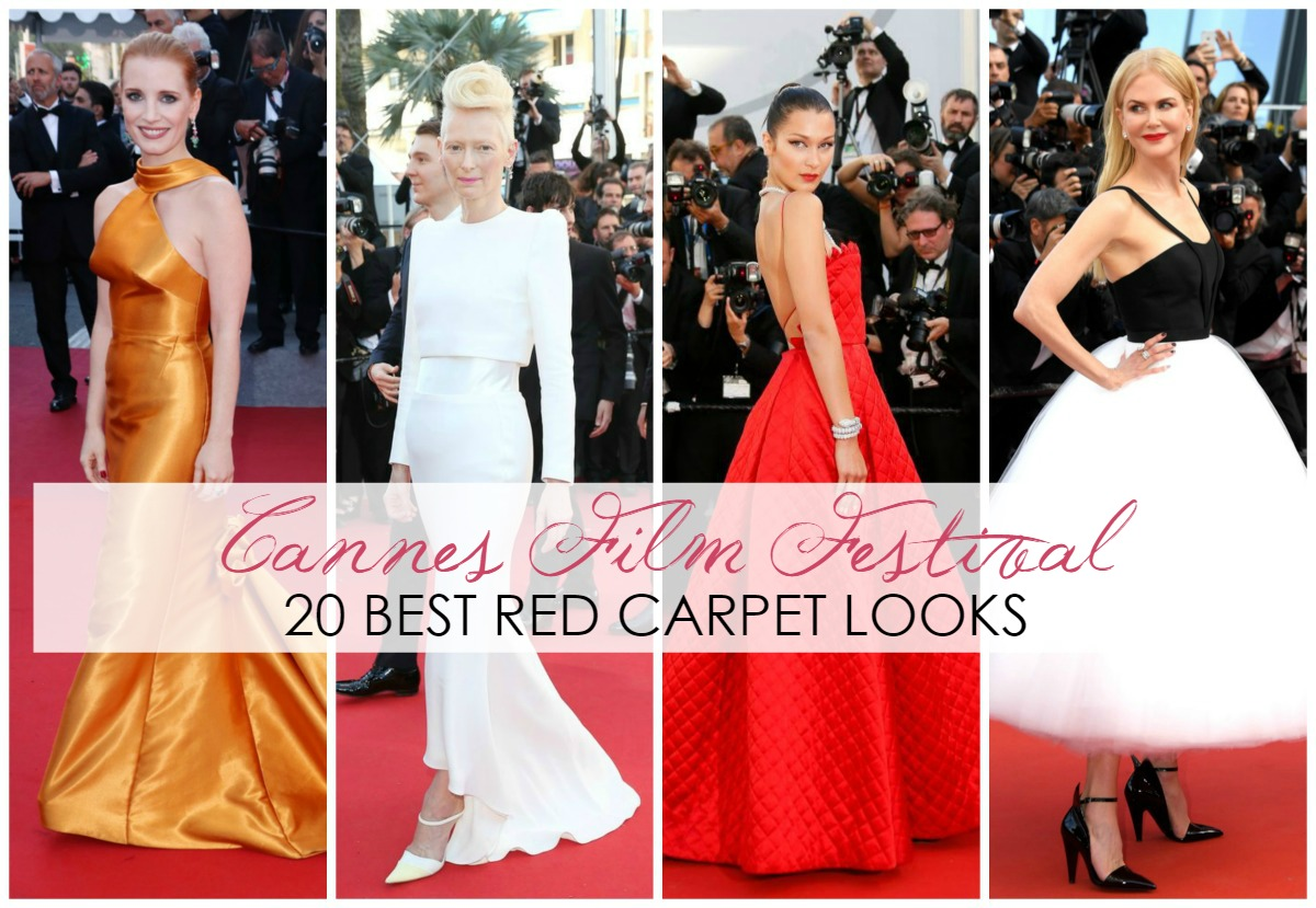Meet the 20 Best Cannes 2017 Red Carpet Looks!