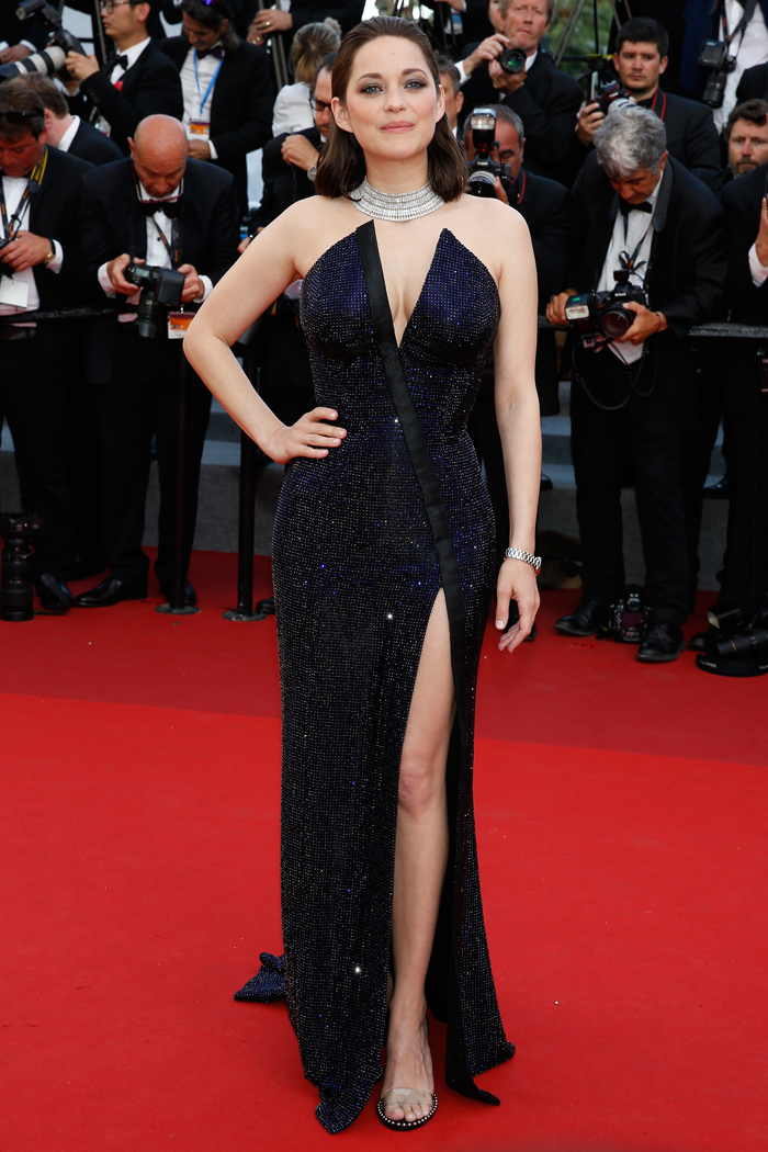20 Best Cannes 2017 Red Carpet Looks - Marion Cotillard in Armani Prive