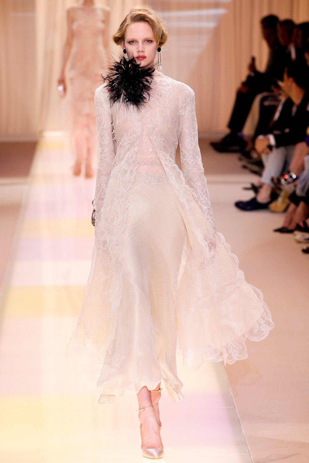 My Dream Cannes 2017 Fashion Looks I Armani Prive Fall 2013 Couture