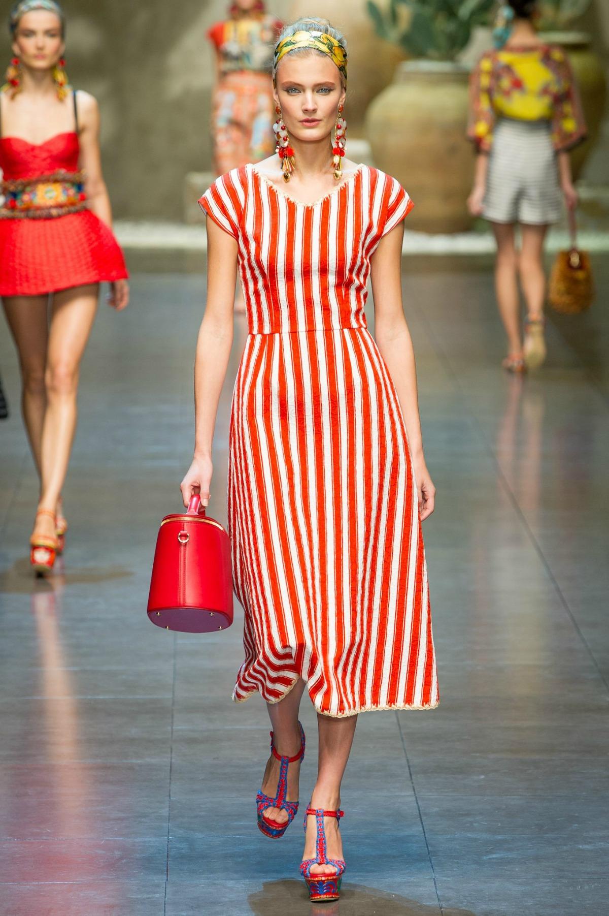 My Dream Cannes 2017 Fashion Looks I Dolce Gabbana Spring 2013
