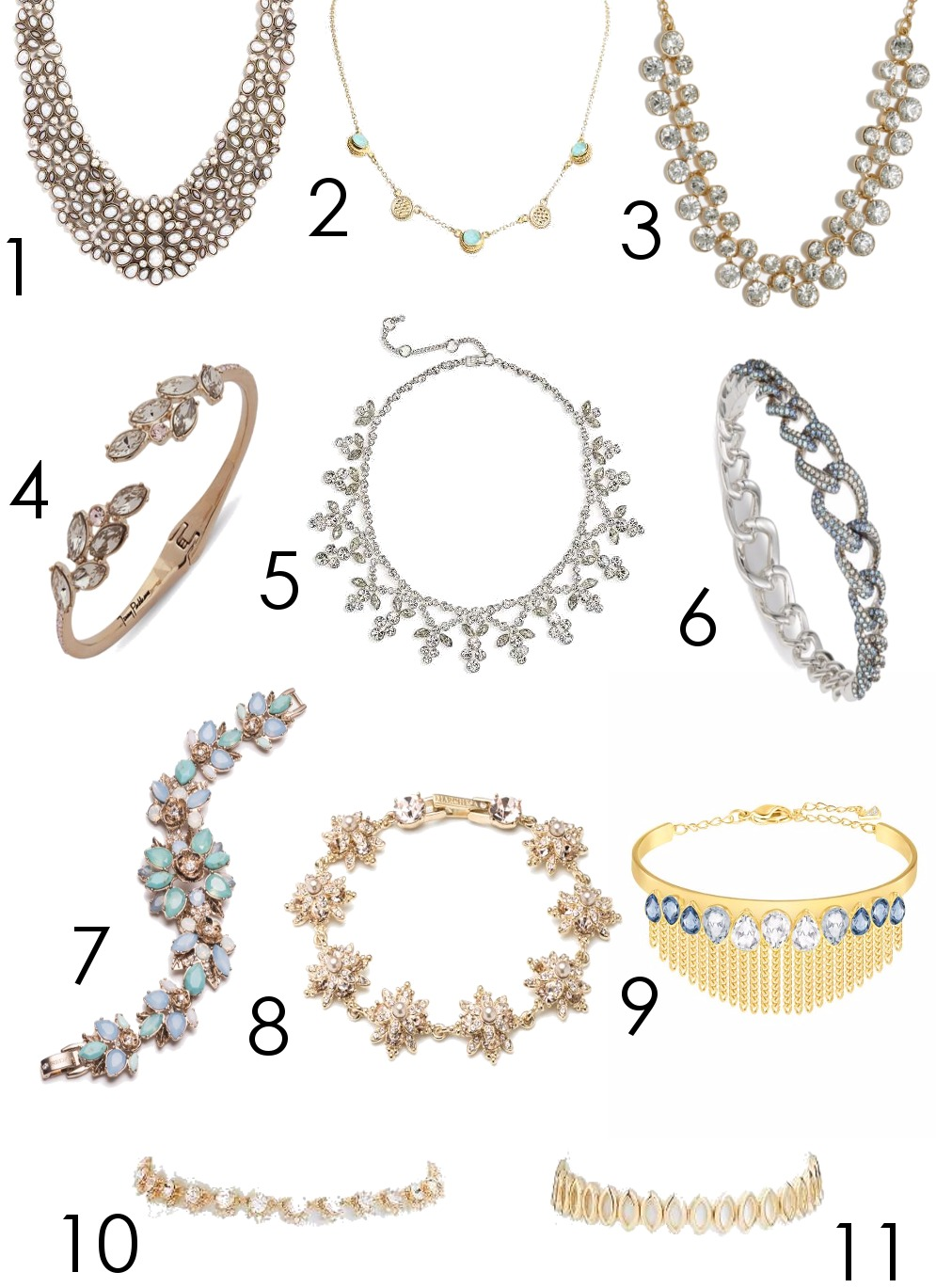 2017 Summer Wedding Jewelry I Dream in Lace