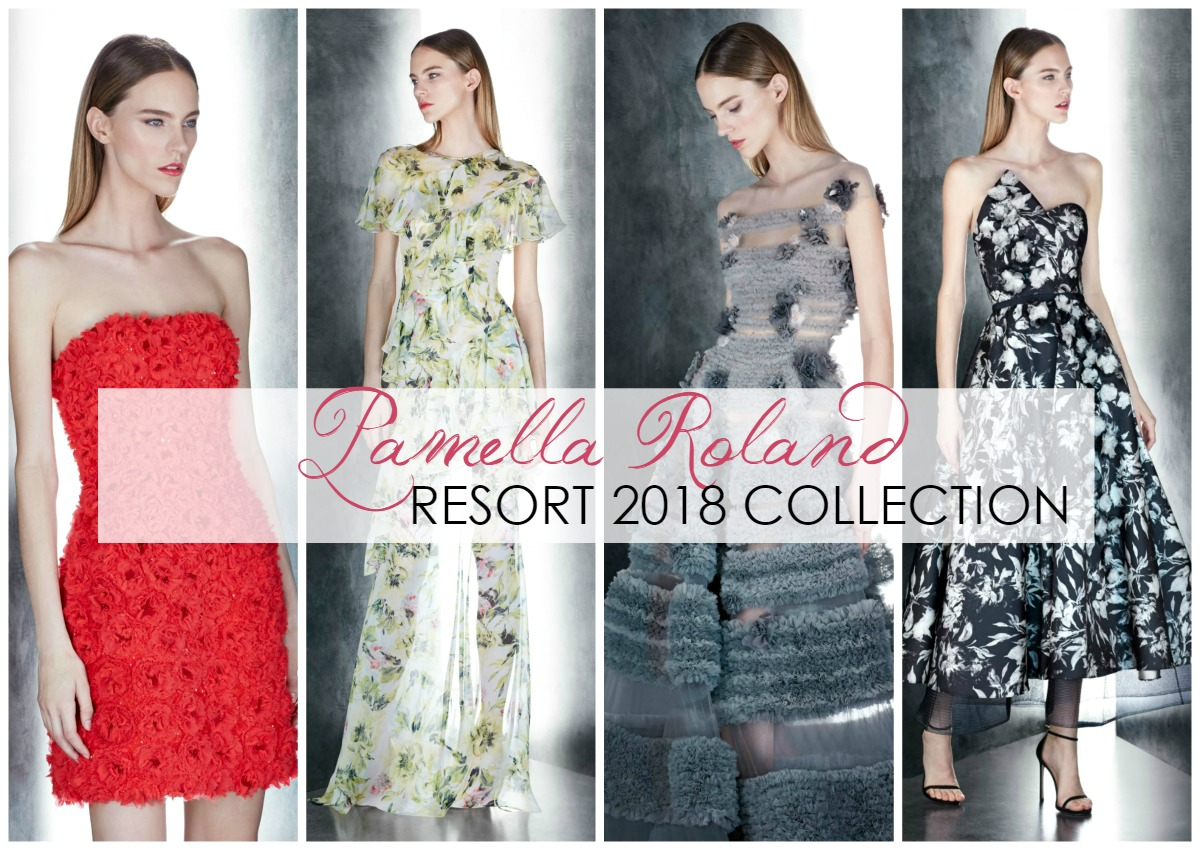 Pamella Roland Resort 2018 Collection I Dream in Lace