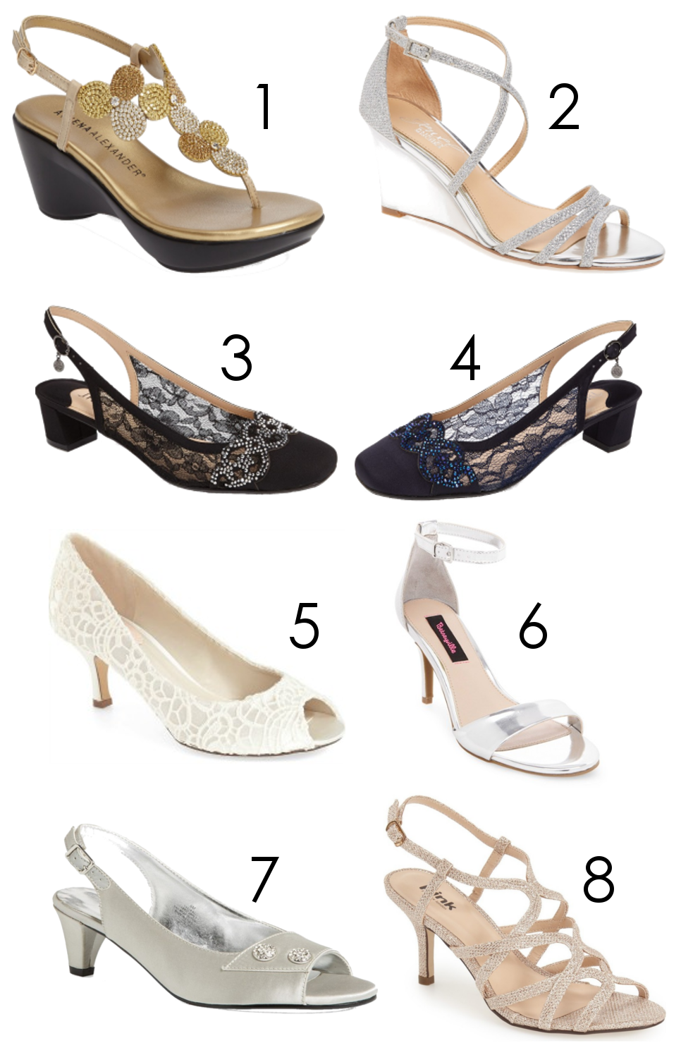 Vegan Wedding Shoes I DreaminLace.com