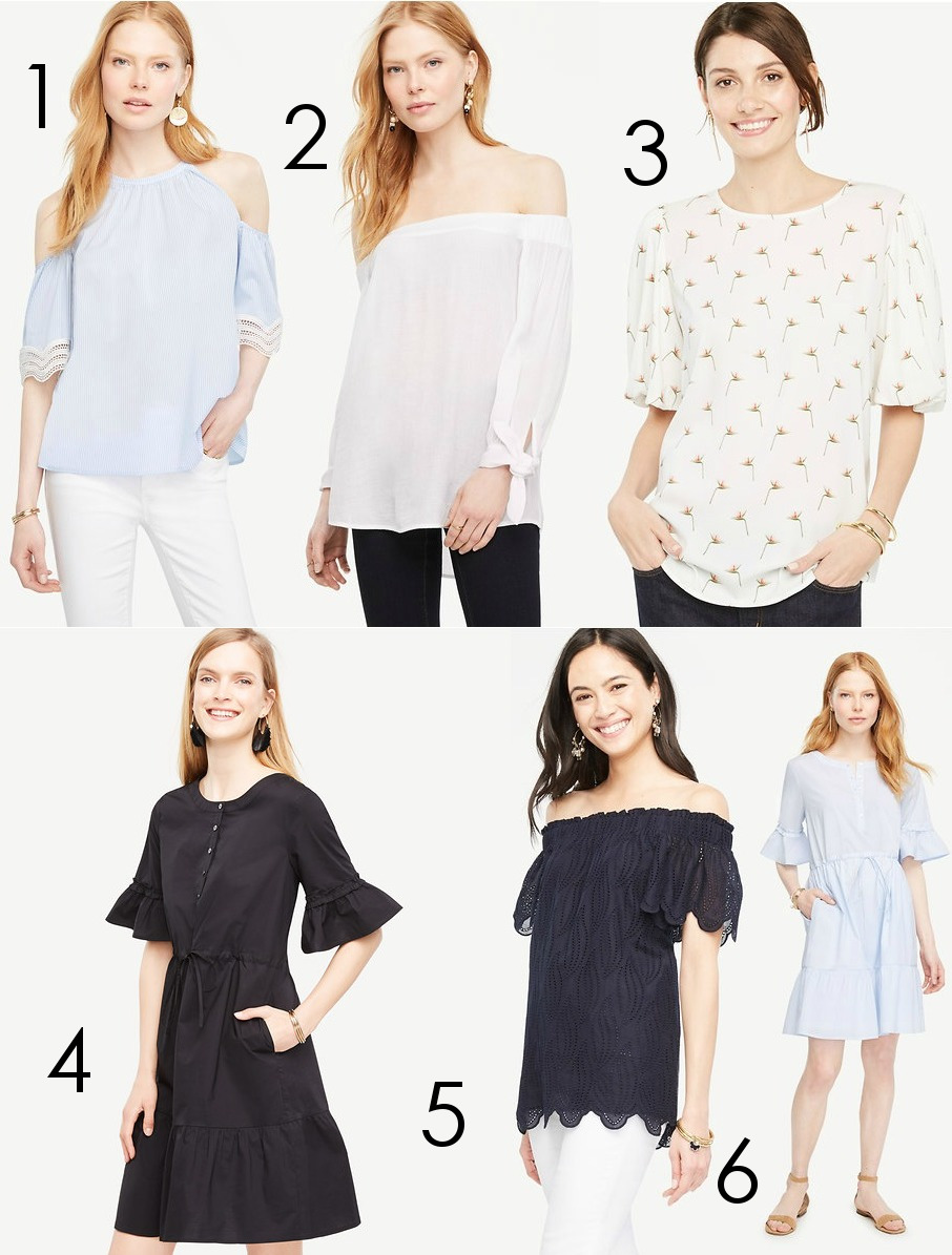 The Beguiled Style I Ann Taylor Summer Sale