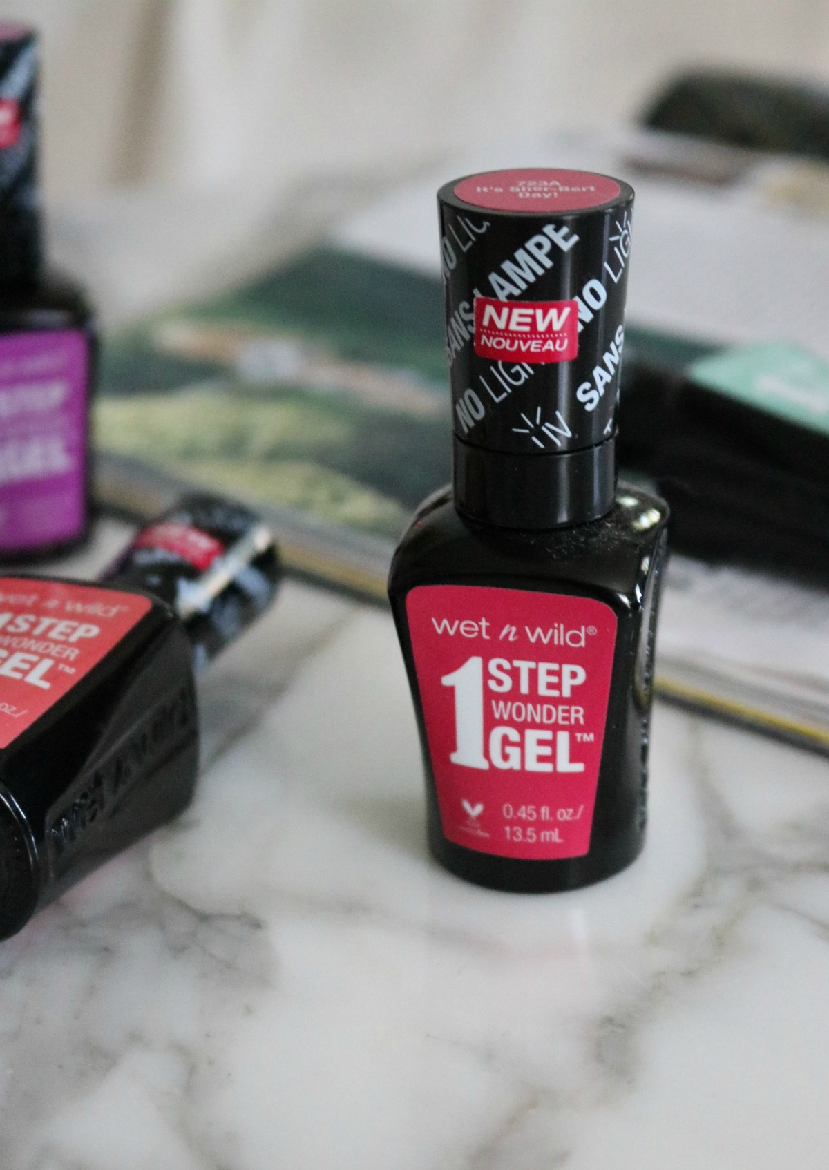 Wet n Wild Gel Nail Polish is a Drugsture MUST-Have!
