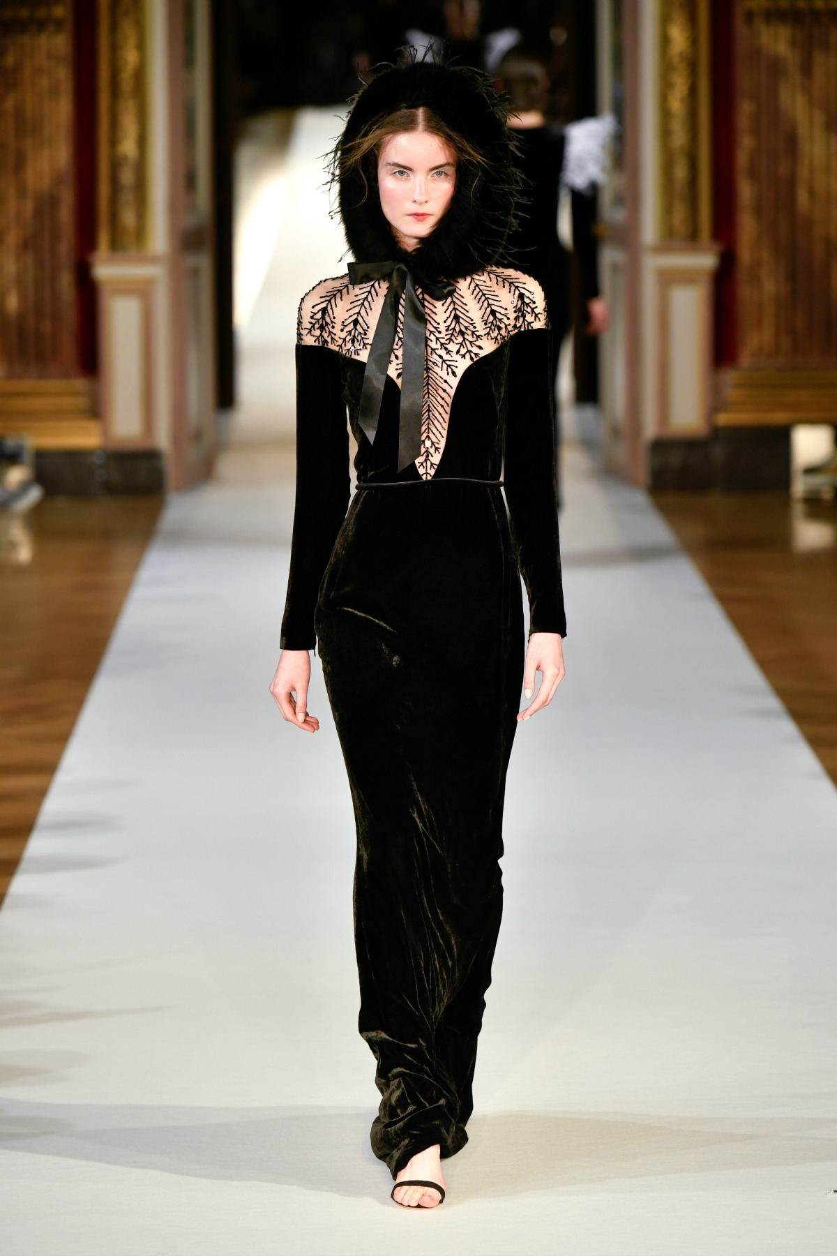 Yanina Couture Fall 2017 Collection I Paris Fashion Week