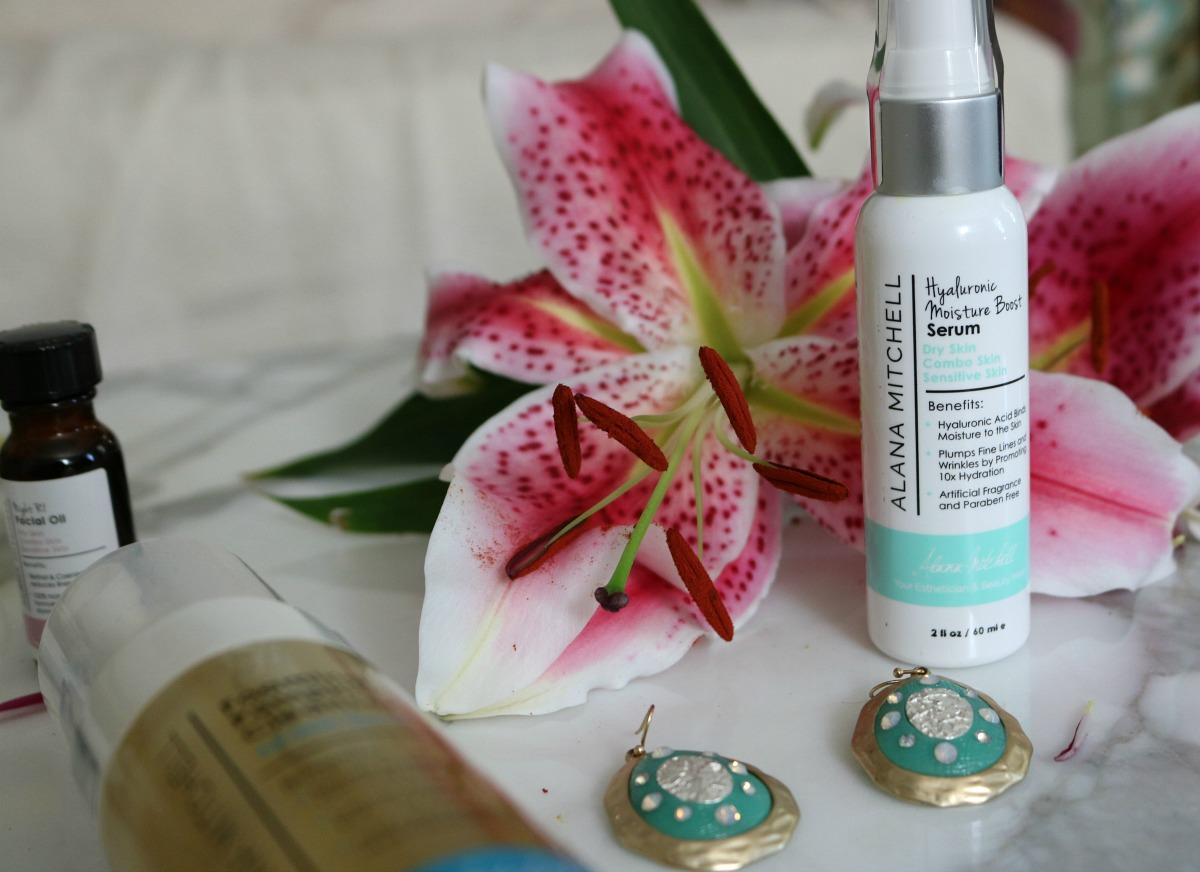 Alana Mitchell Skincare Hydronic Moisture Boost Serum I DreaminLace.com