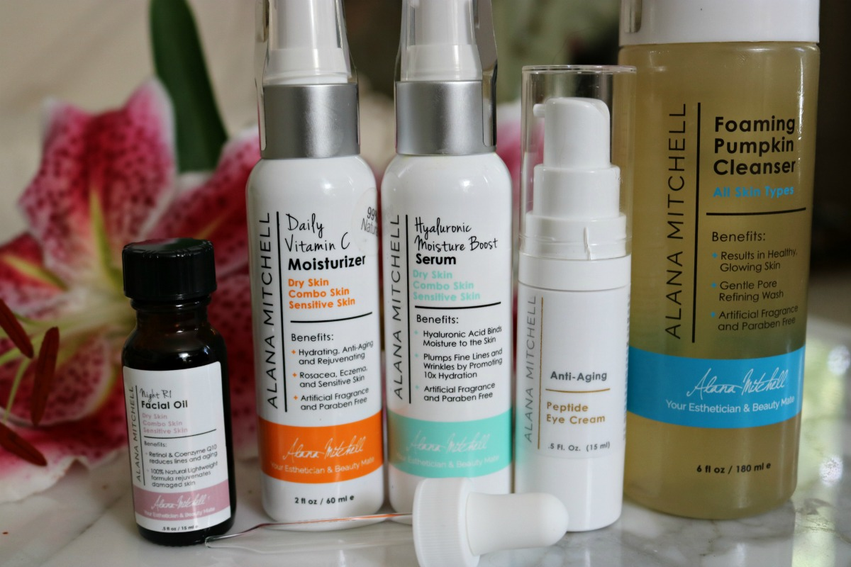 Alana Mitchell Skincare Review I DreaminLace.com