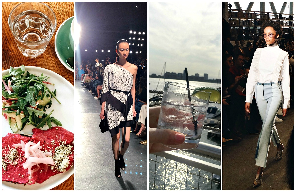 My New York Fashion Week Diary