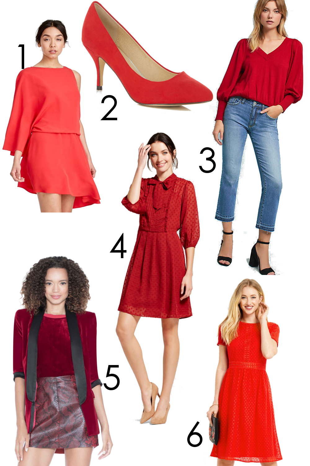 Seeing Red Fall Style Favorites I Dream in Lace #FallFashion #Style