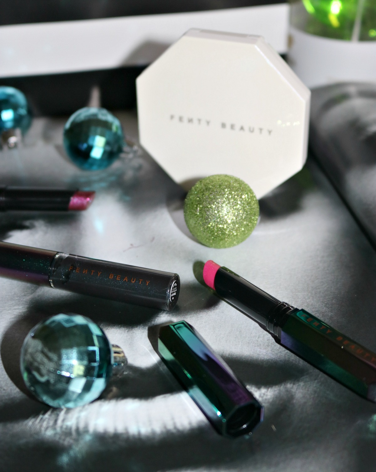 Fenty Beauty Holiday Makeup Collection by Rihanna I DreaminLace.com
