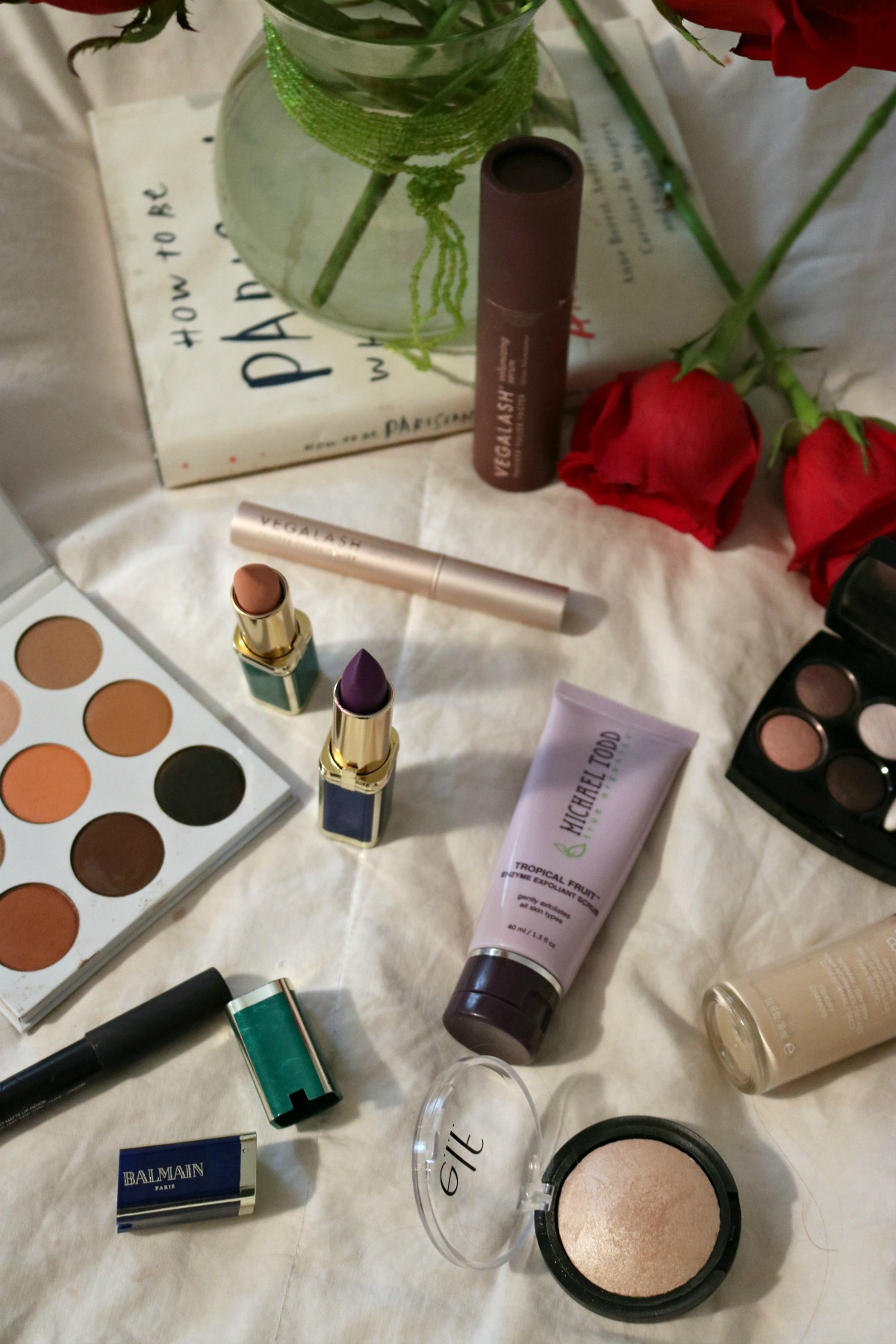 Overrated Makeup Products I Kylie Cosmetics, VegaLash, Chanel, ELF Cosmetics, Michael Todd Beauty and BalmainxLoreal