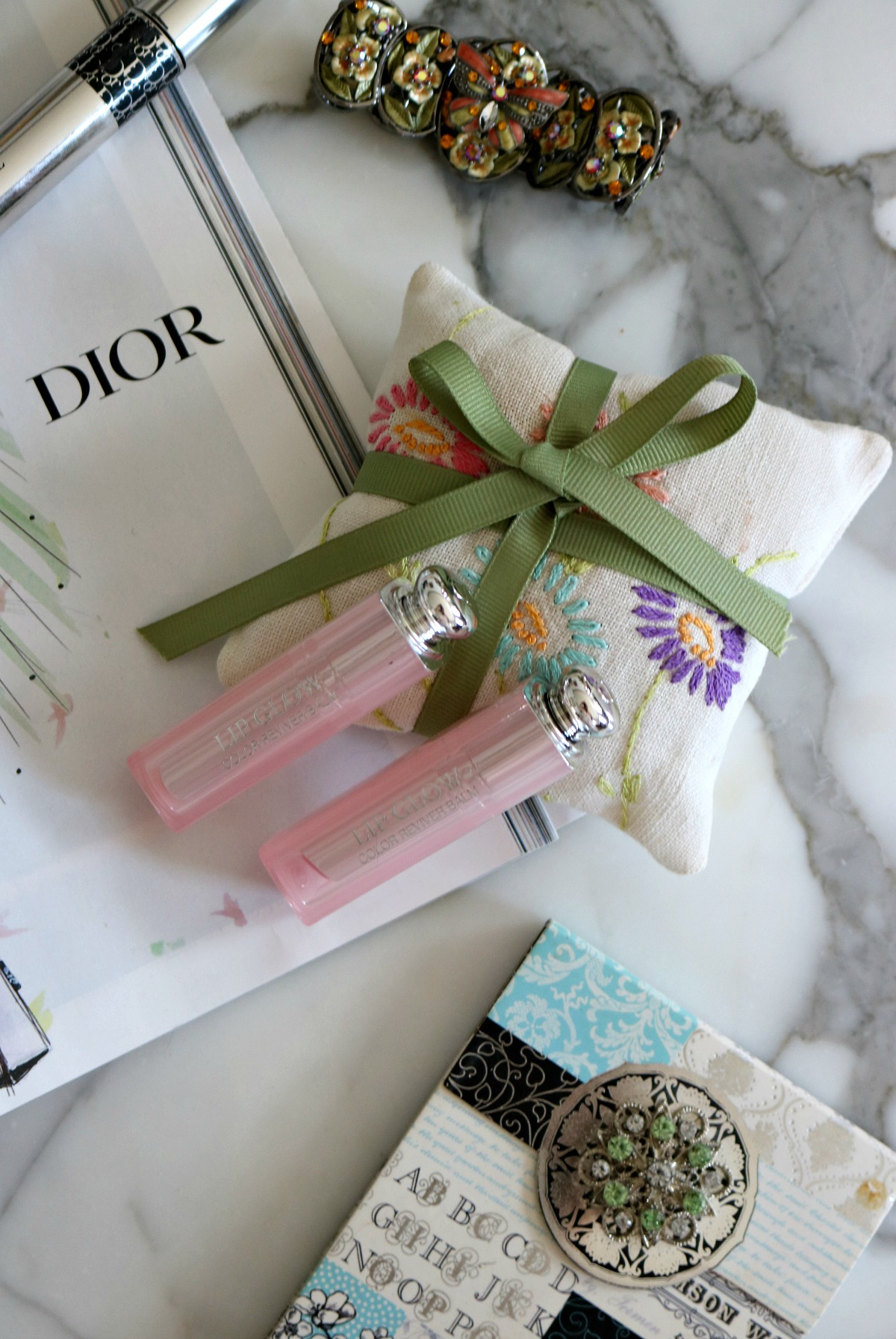 Surviving the Winter with Dior Lip Glow