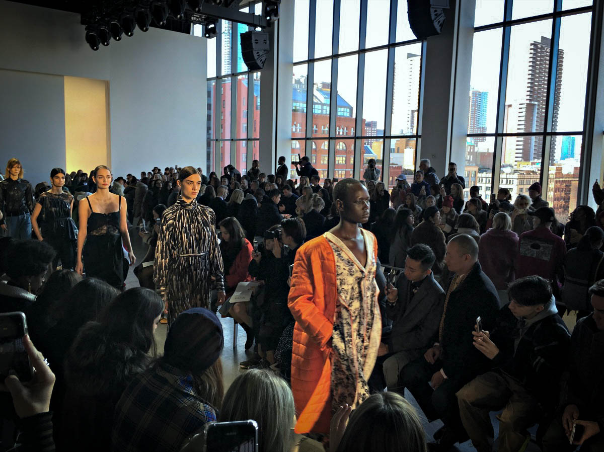 February Wrap-Up I Colovos Runway Show at New York Fashion Week