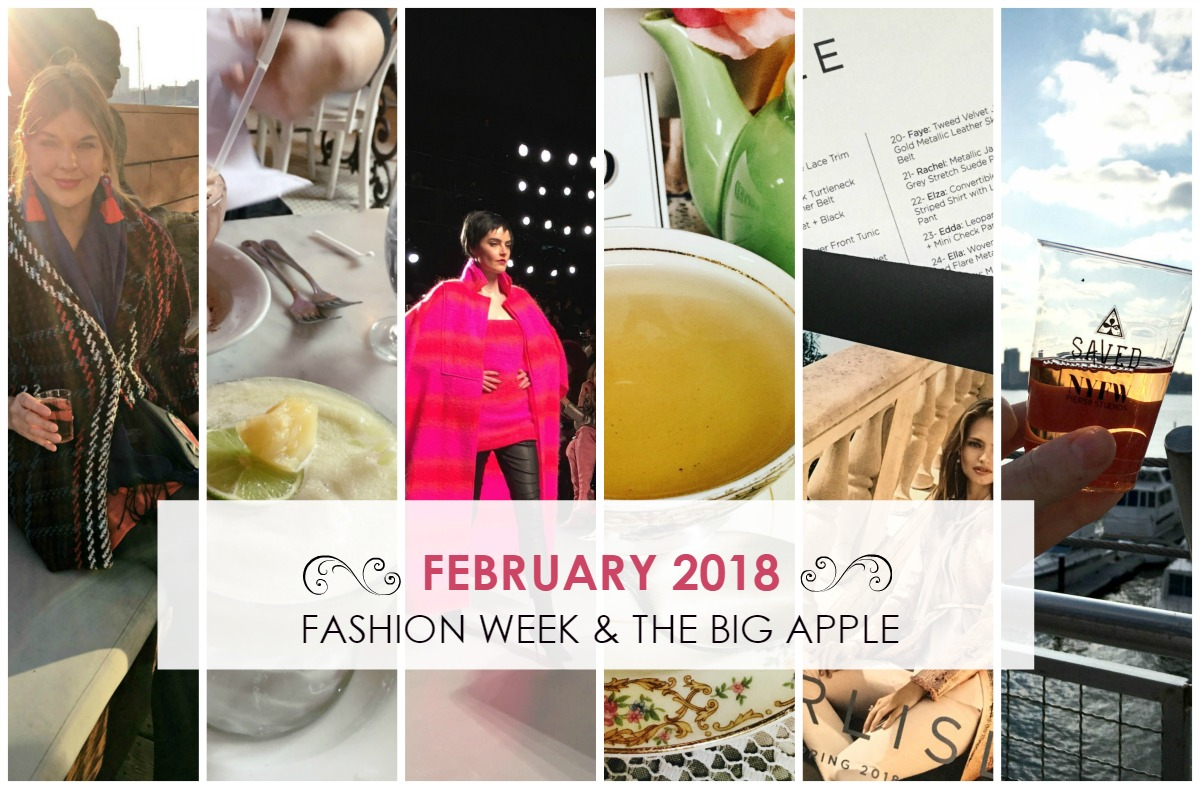February : Fashion Week, The Big Apple & Beyond!