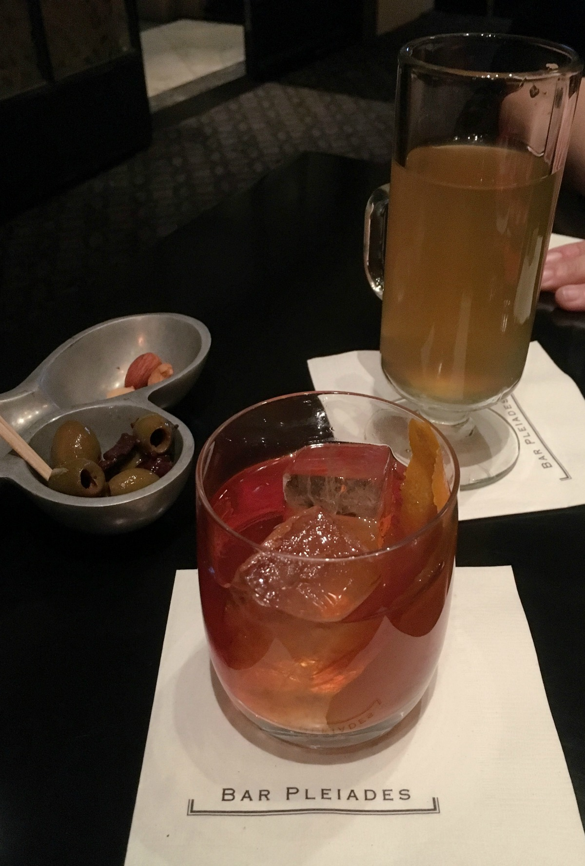 February Wrap-Up I Old Fashioneds on the Upper East Side at Bar Pleiades