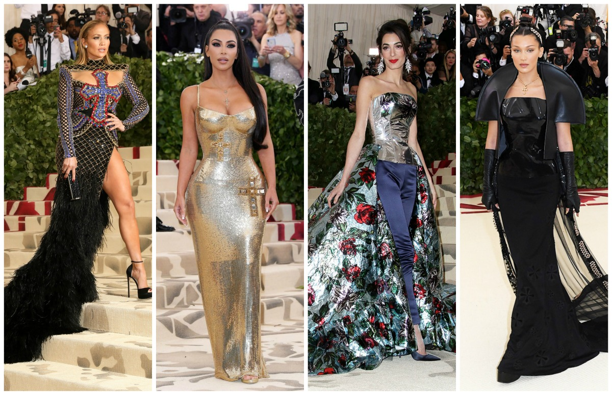 Breaking Down the 2018 Met Gala Red Carpet