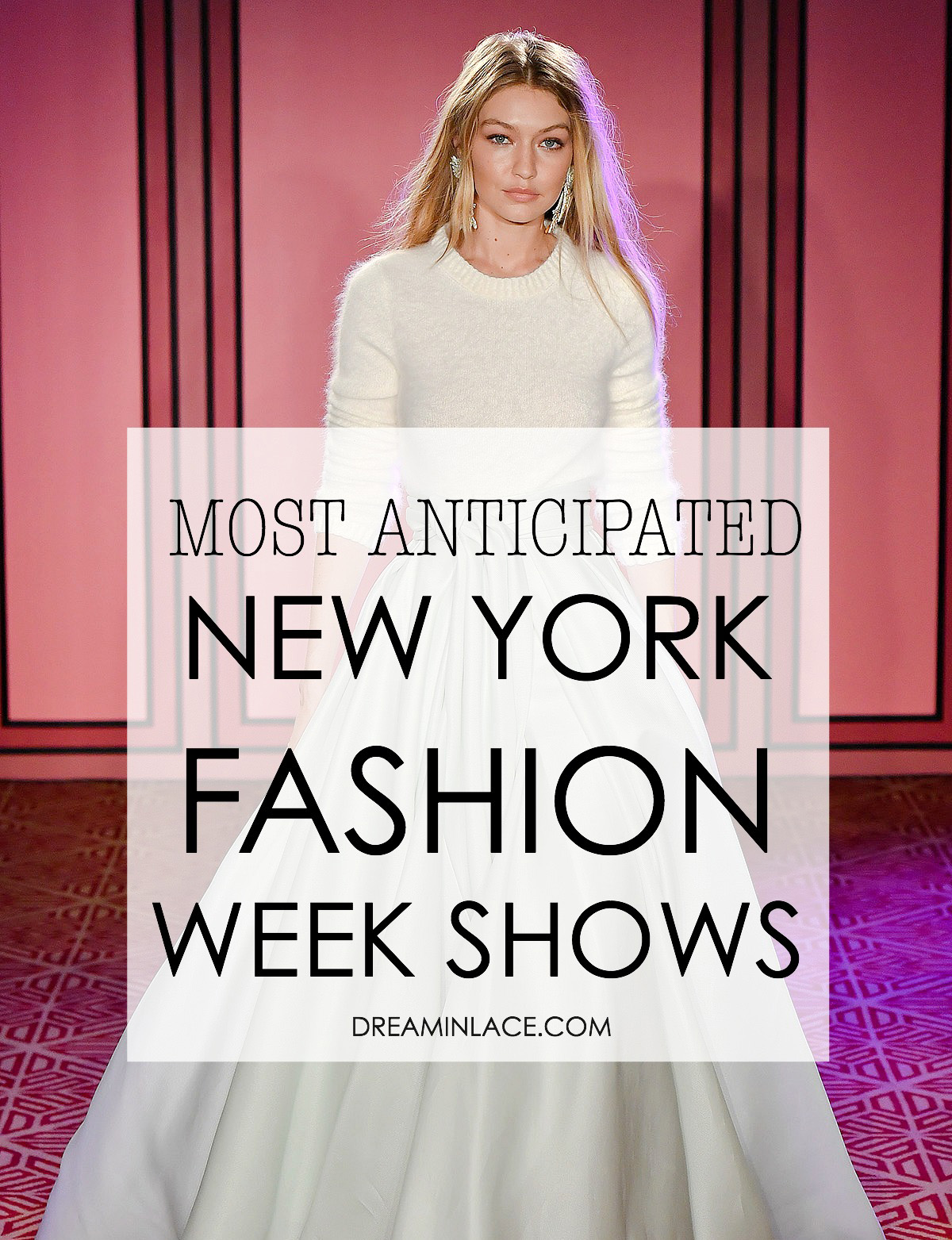 Most Anticipated Shows at NYFW