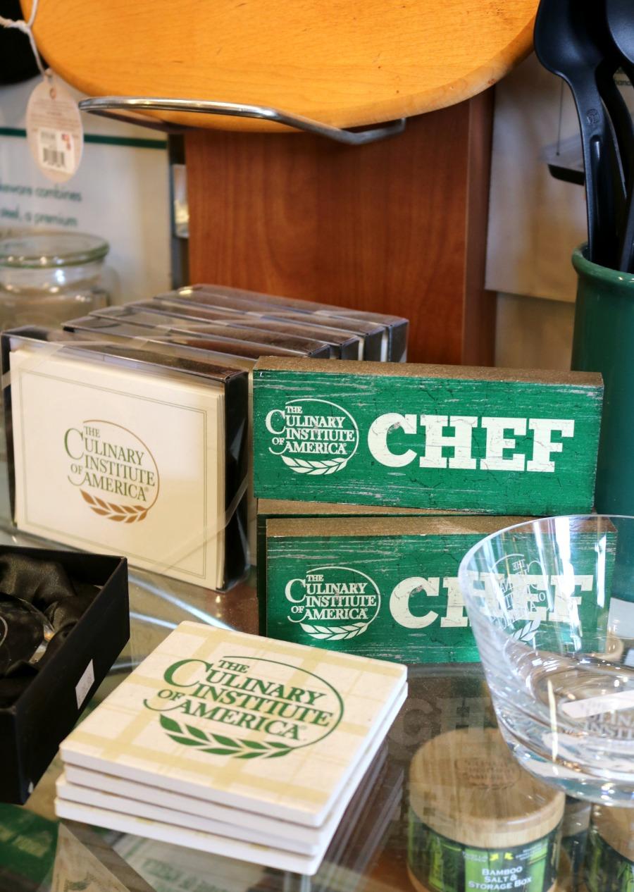 New York Culinary Institute Cauliflower Steak in Hyde Park, New York #Travel #Foodie #PlantBased