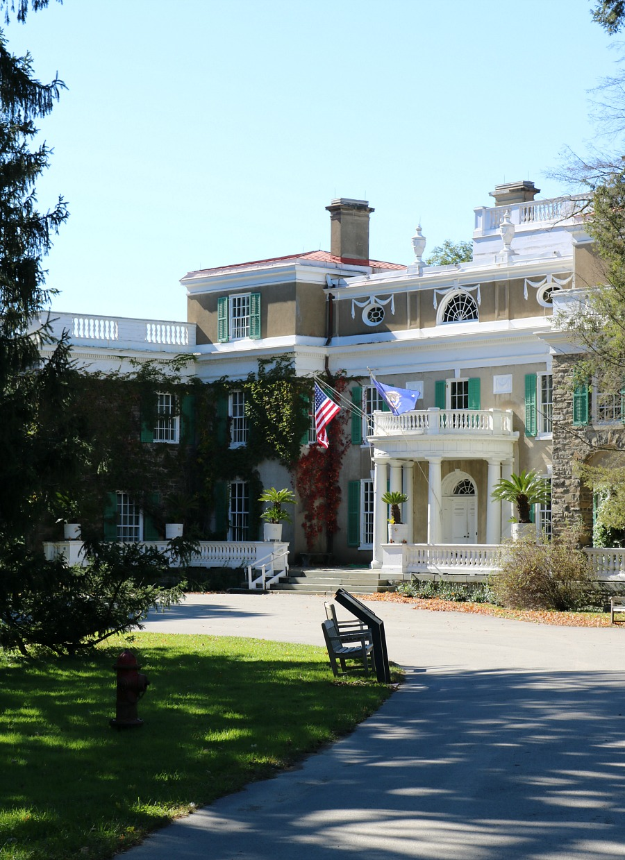 Touring the Roosevelt Estate in New York