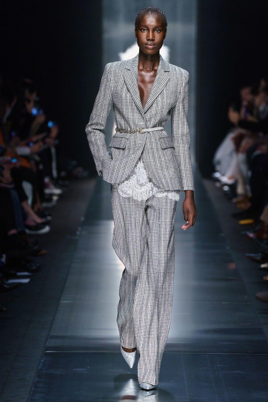 Best Milan Fashion Week Looks I Ermanno Scervino Fall 2019 Collection #MFW #FashionWeek #runway