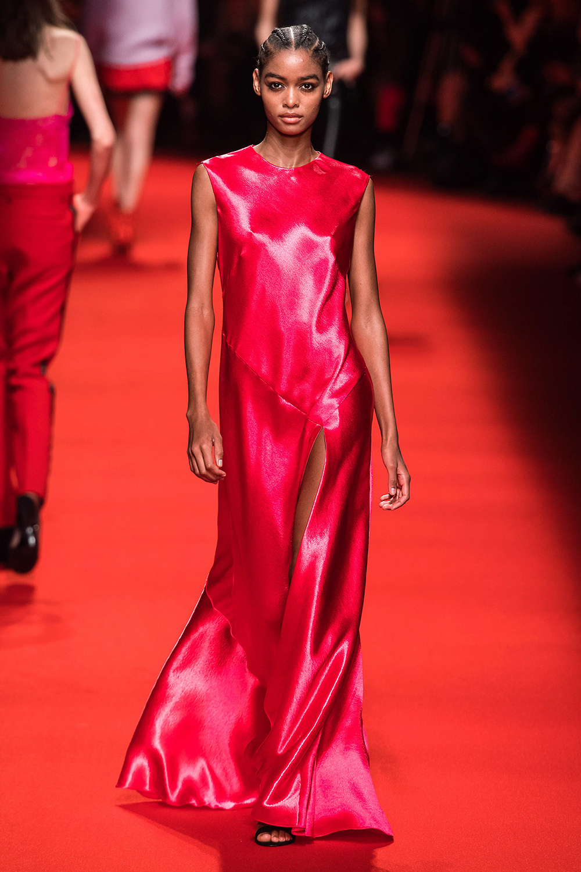 Best Milan Fashion Week Looks I Philosophy de Lorenzo Serafini Fall 2019 Runway #FashionWeek #HighFashion #MFW