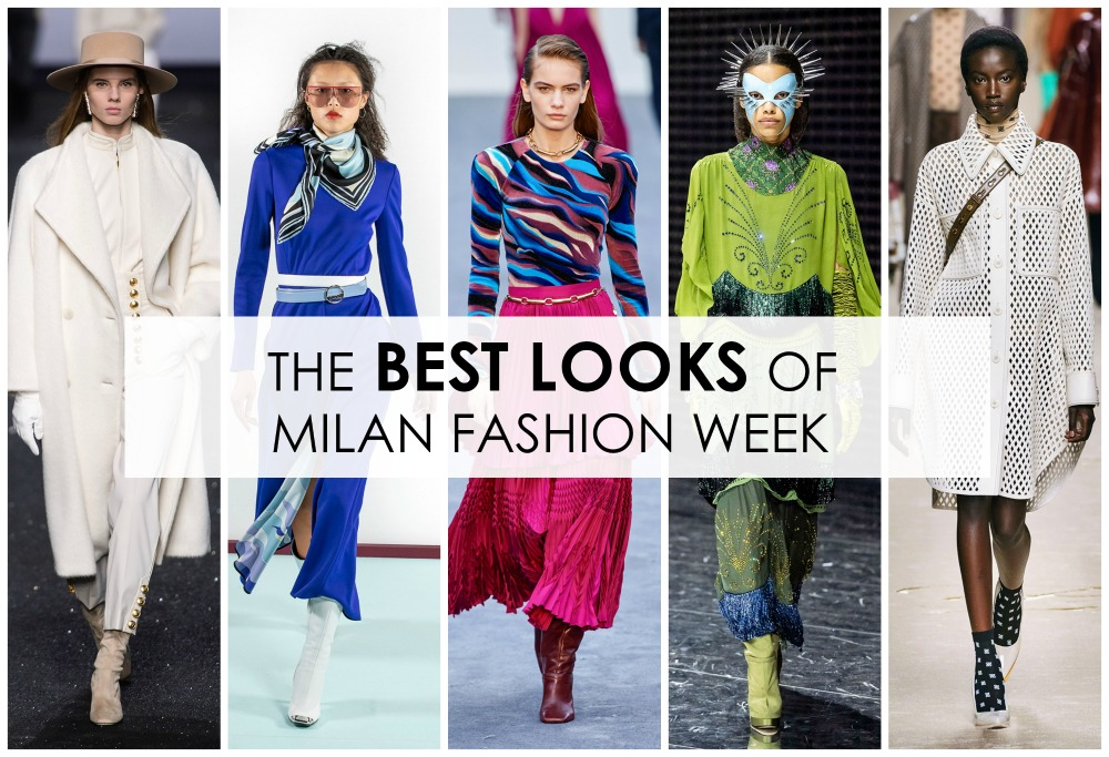 Most Read Blog Posts of 2019 I Best Milan Fashion Week Looks
