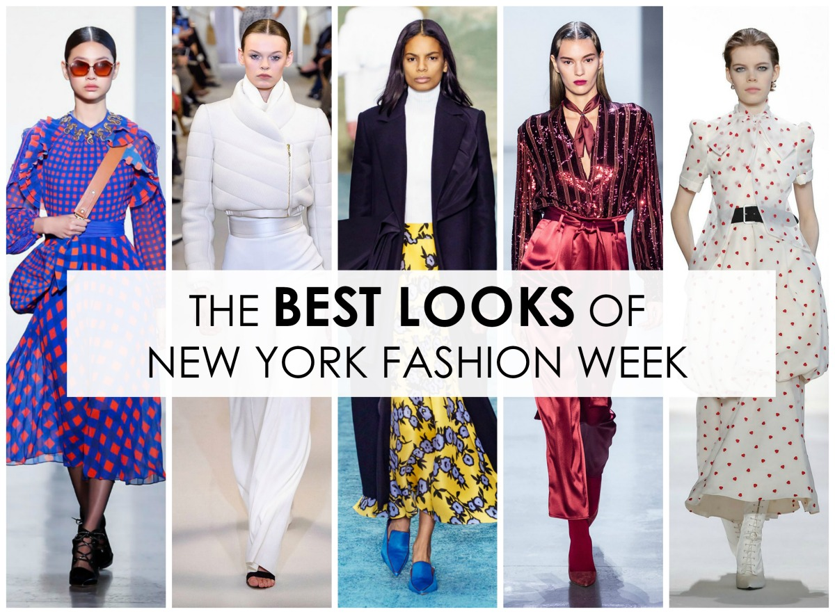 My 11 Favorite Looks from this Season at #NYFW