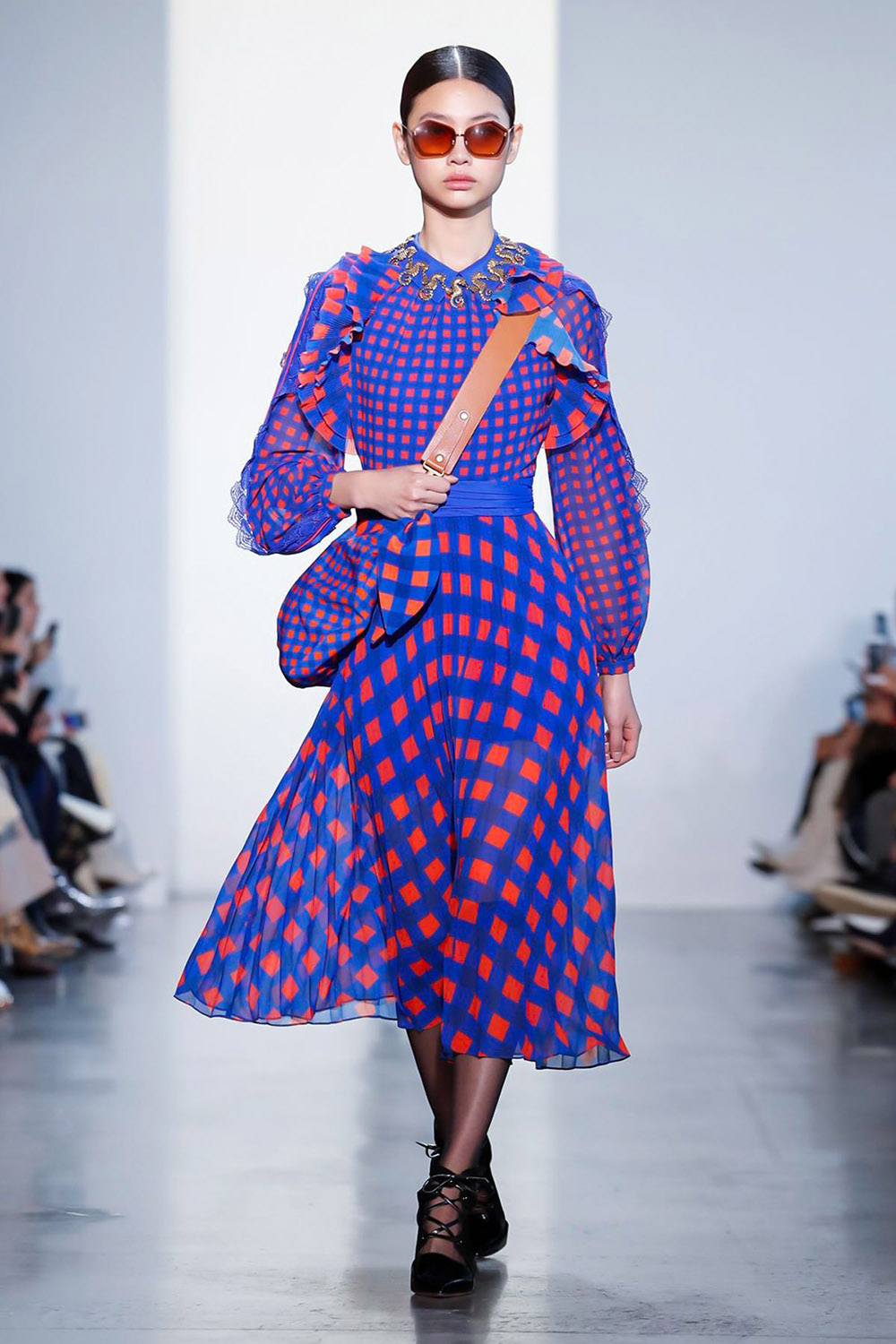 Best NYFW Looks I Self-Portrait Fall 2019 Collection #NYFW #Fall2019 #FW19 #Runway