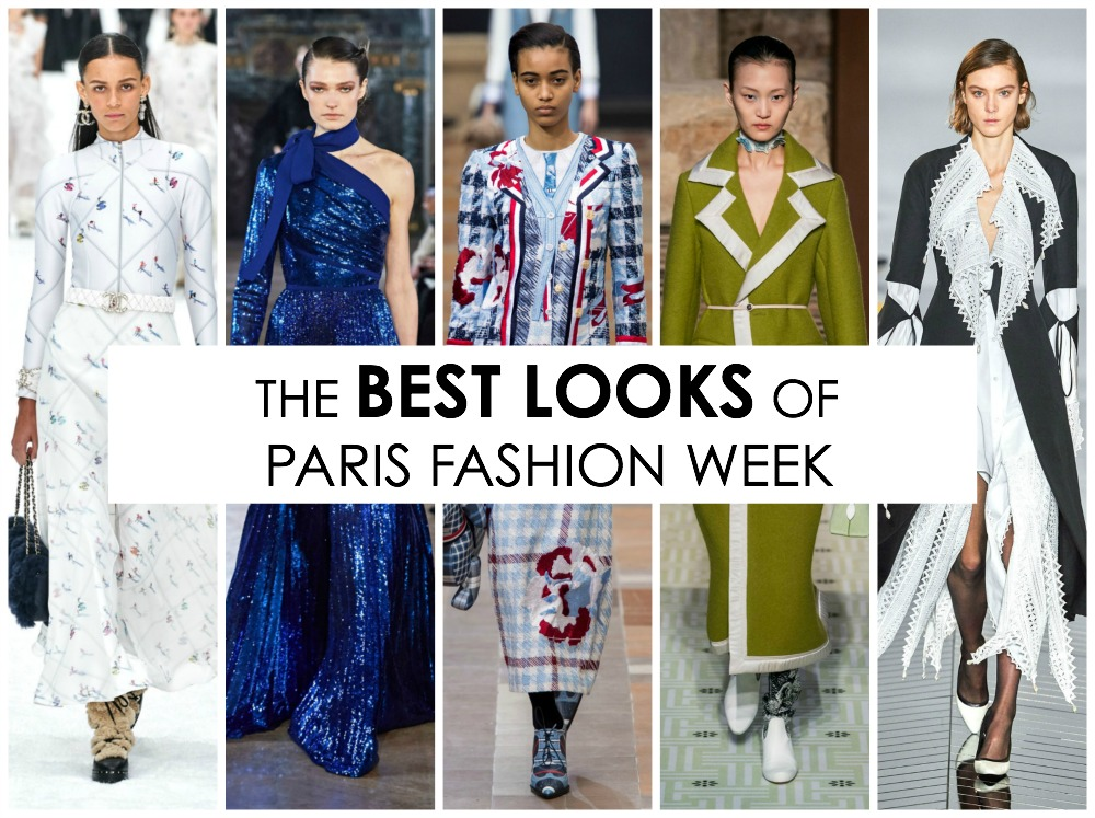 The 21 Best Looks of Paris Fashion Week
