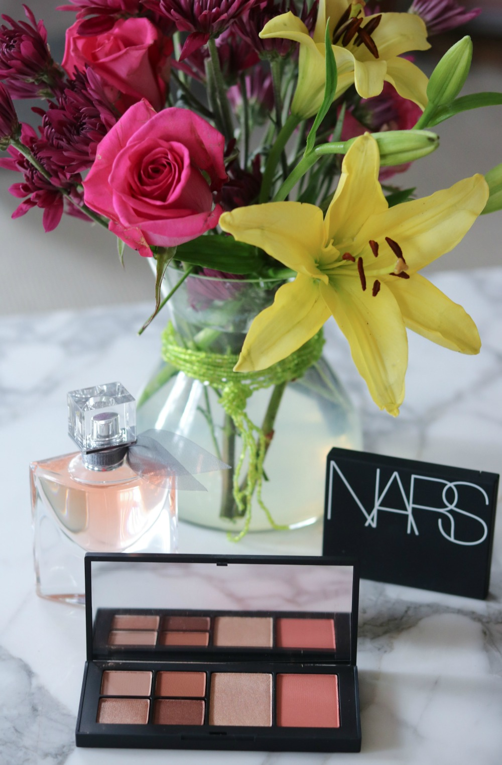 The Perfect Travel Makeup Palette From NARS
