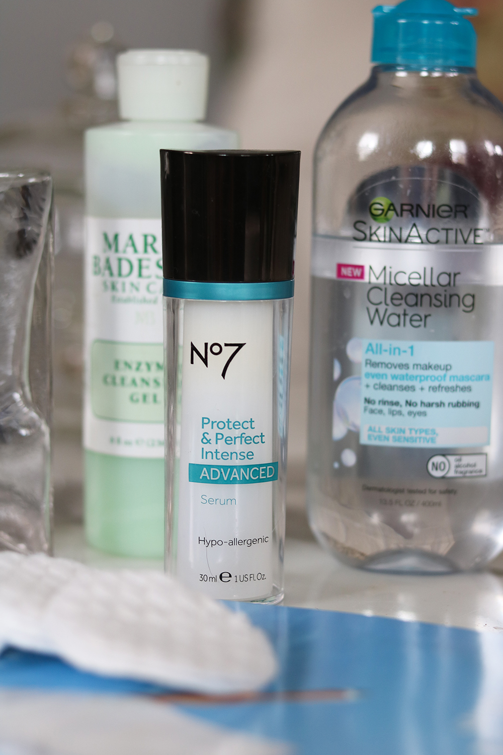 Best Blog Posts of 2019 I Affordable Anti-Aging Skincare Routine
