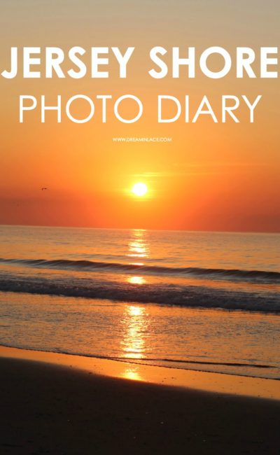 Bidding Farewell to Summer with a Photo Diary of My Labor Day Trip to the Jersey Shore