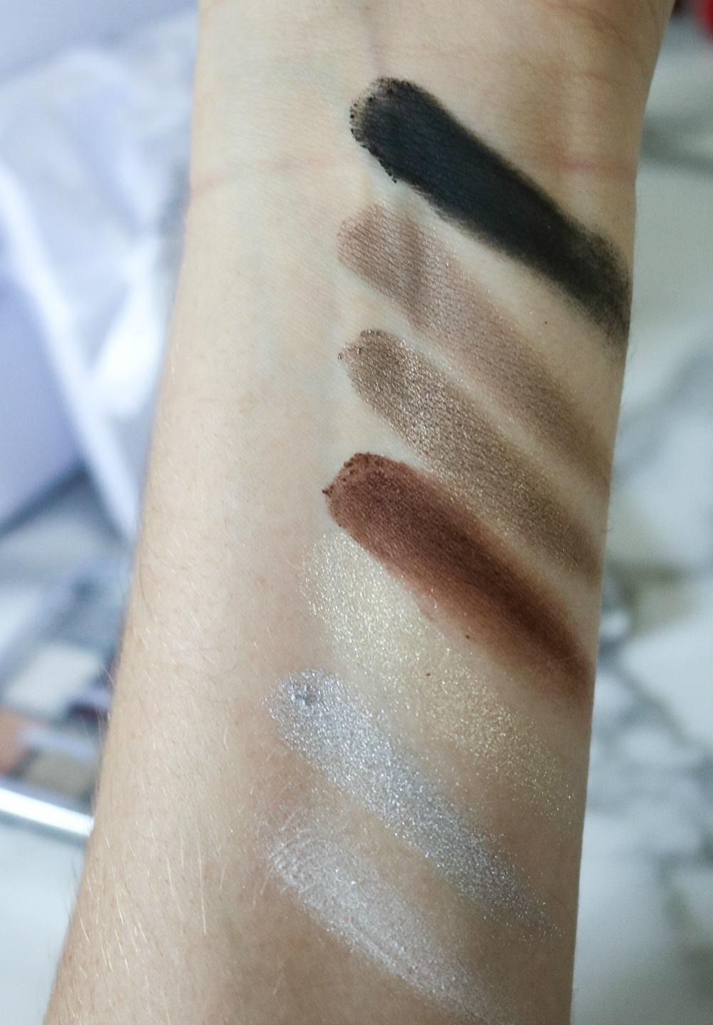 Dior Backstage Custom Eyeshadow Palette I Dreaminlace.com
