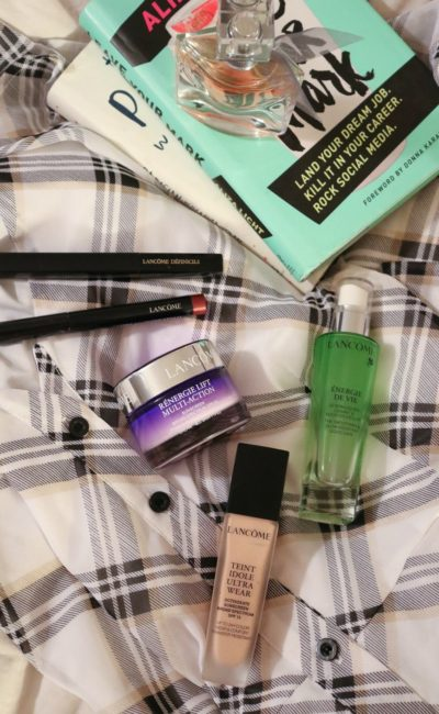 Lancome's Best Skincare and Makeup Gems