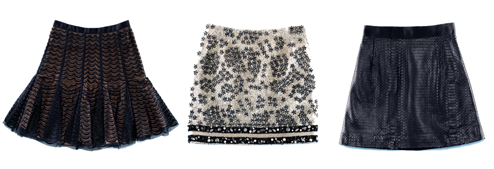 HM Giambattista Valli Collection Skirts I DreaminLace.com