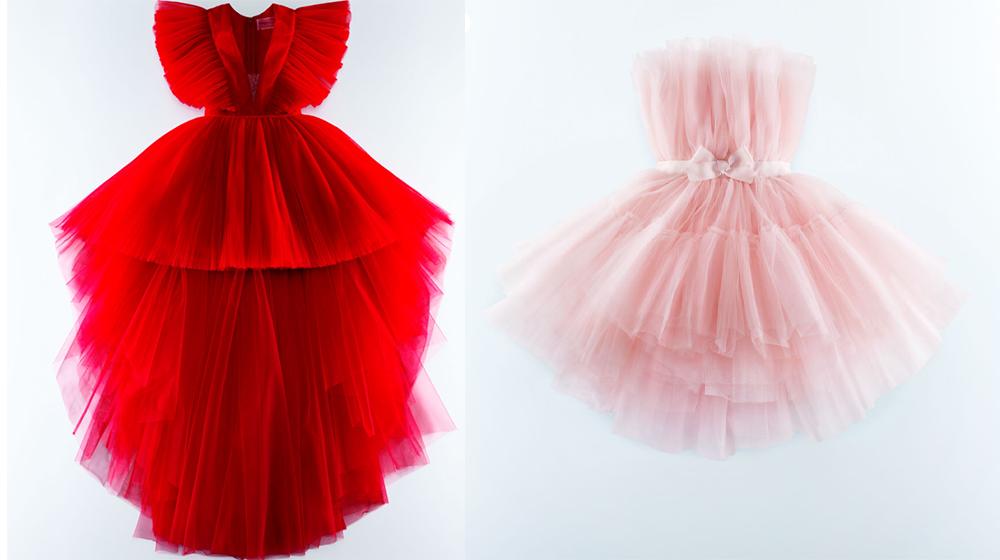 HM Giambattista Valli Collection Tulle Dress I DreaminLace.com