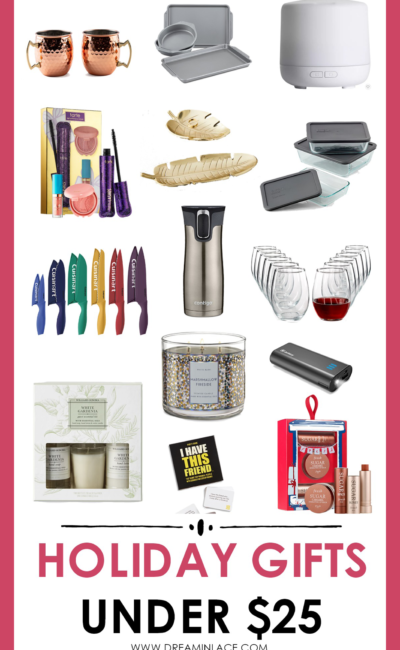 25 Crowd-Pleaser Holiday Gifts Under $25